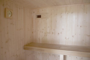 Sauna interno | Narconon-aurora.it