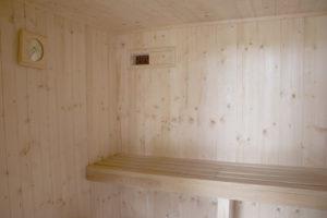 Sauna interno | Narconon-aurora.it